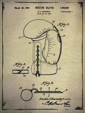 Boxing Glove Patent Buff