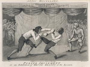 Boxing Satire C18