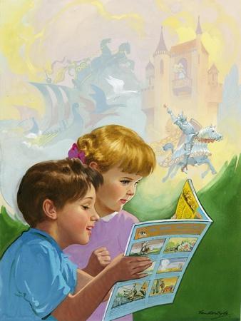 https://imgc.allpostersimages.com/img/posters/boy-and-girl-reading_u-L-PJM6M60.jpg?p=0