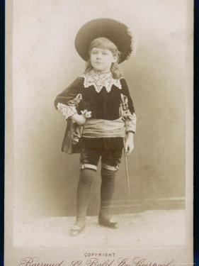 Boy in a Cavalier Costume (A Style