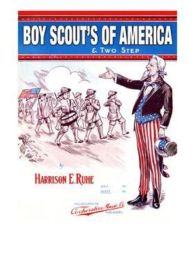 Boy Scout's of America