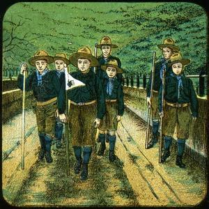Boy Scouts, 20th Century