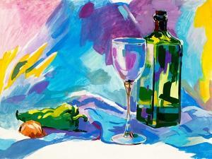 Water Color Painting by Boyan Dimitrov