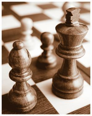 Chess by Boyce Watt