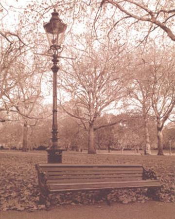 Restful Autumn II by Boyce Watt