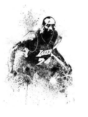 Kobe Bryant by Brad Dillon