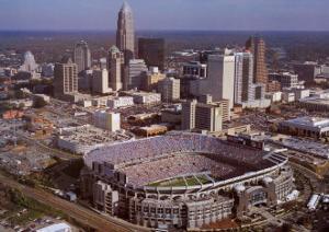 Carolina Panthers - Bank of America Stadium by Brad Geller