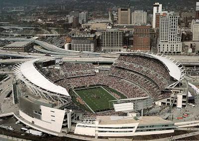 Cincinnati Bengals Paul Brown Stadium Sports