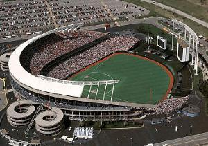 Kansas City Royals Kauffman Stadium Sports by Brad Geller