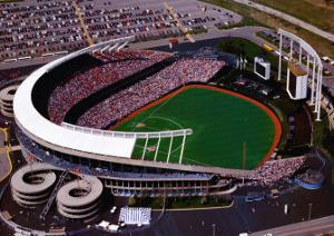 Kansas City Royals - Kauffman Stadium by Brad Geller