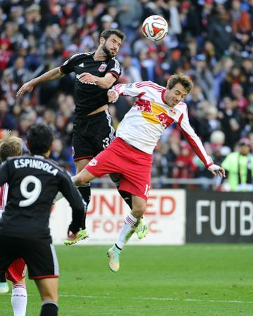 2014 MLS Playoffs: Nov 8, New York Red Bulls vs D.C. United - Chris Pontius by Brad Mills