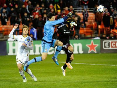 MLS: LA Galaxy at D.C. United by Brad Mills