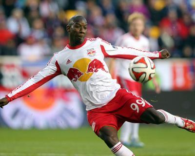 2014 MLS Playoffs: Nov 2, D.C. United vs New York Red Bulls - Bradley Wright-Phillips