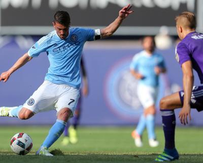 Mls: Orlando City SC at New York City FC by Brad Penner