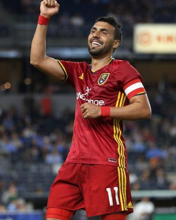Mls: Real Salt Lake at New York City FC by Brad Penner