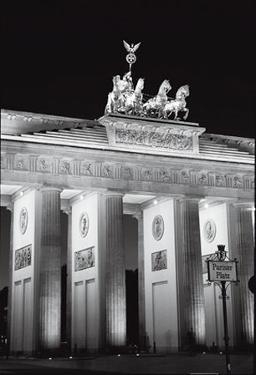 Bradenberg Gate, Berlin