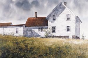 Island Watch by Bradley Hendershot