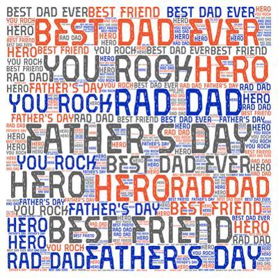 Best Dad Ever by Brandi Fitzgerald