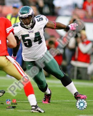 Brandon Graham 2010 Action