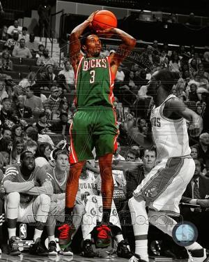 Brandon Jennings 2011-12 Spotlight Action