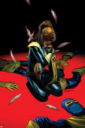 All-New X-Men #18 Cover: Pryde, Kitty