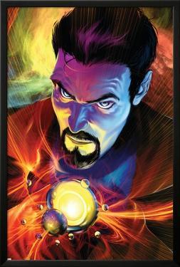 Strange No.5 Cover: Dr. Strange by Brandon Peterson