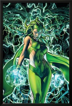 X-Men: Kingbreaker #3 Cover Featuring Polaris