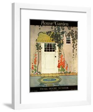 House & Garden Cover - July 1919 by Brandt H\. George