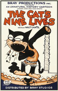 The Cat's Nine Lives by Bray Productions