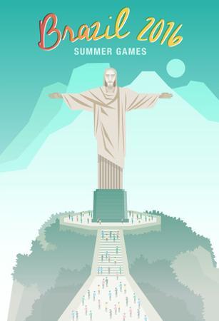 Brazil 2016 Summer Games