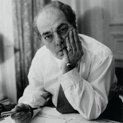 Brazil, Rio De Janeiro, Brazilian Composer Heitor Villa-Lobos (1887 - 1959)