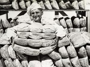 Bread for the Troops on the Front Line, C.1915
