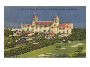 Breakers Hotel, Palm Beach, Florida