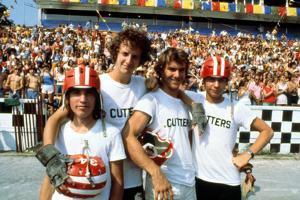 Breaking Away, Jackie Earle Haley, Daniel Stern, Dennis Christopher, Dennis Quaid, 1979