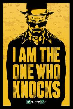 Breaking Bad - I Am The One Who Knocks