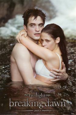 Breaking Dawn - Edward & Bella Water