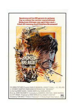Breakout, Charles Bronson, 1975