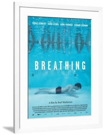 Breathing--Framed Poster