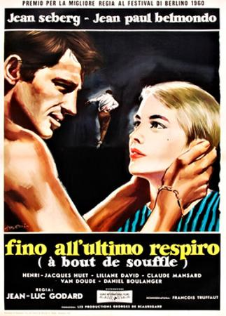 Breathless, (aka a Bout De Souffle aka Fino All'Ultimo Respiro), 1960