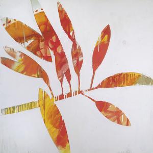 Tropical Landscape II by Brenda Bredvik