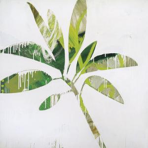 Tropical Landscape IV by Brenda Bredvik