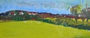 Distant Village by Brenda Brin Booker