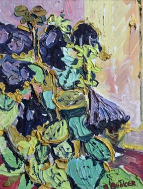 Highgate Petunias by Brenda Brin Booker
