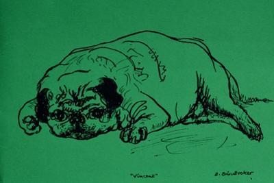 Vincent' by Brenda Brin Booker