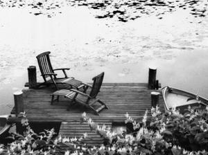 Peaceful Pond by Brenda Jensen