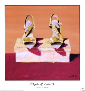 Objects of Desire II by Brenda K^ Bredvik