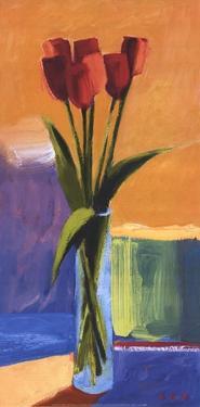 Study in Orange by Brenda K^ Bredvik