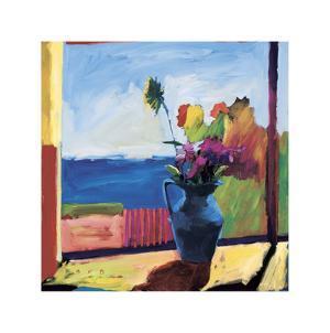 Summer Bouquet by Brenda K^ Bredvik