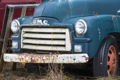 Old Gmc Truck