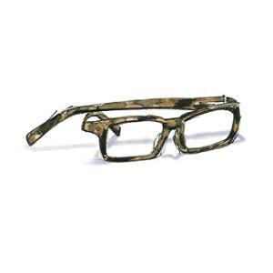 Glasses 1 by Brenna Harvey